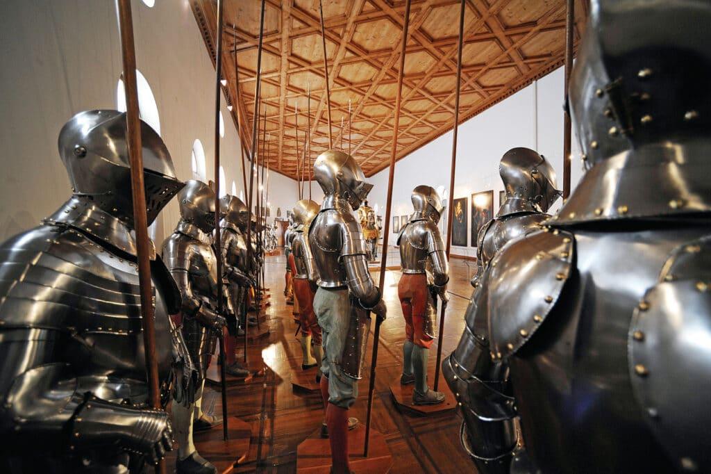 Knights Innsbruck Ambras