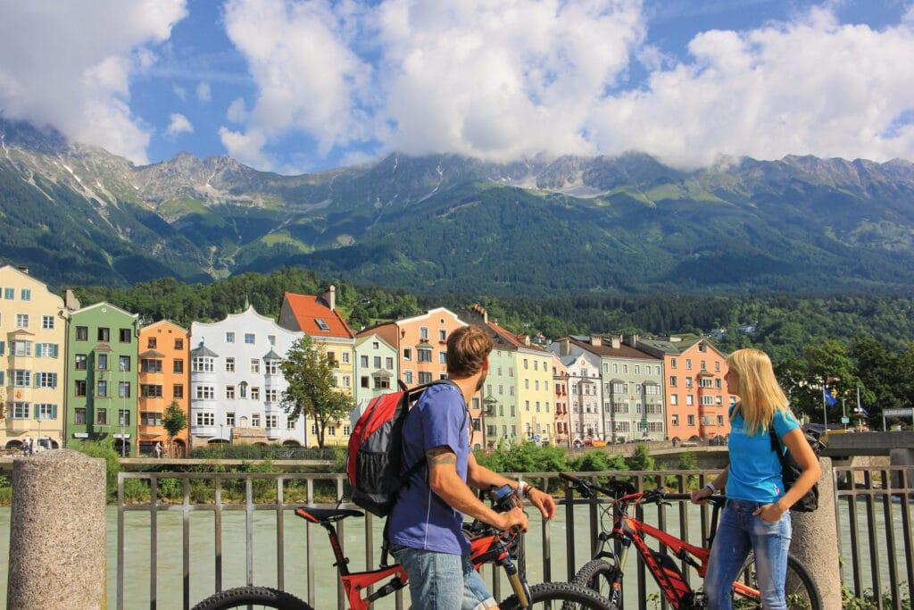 Bike tour Innsbruck