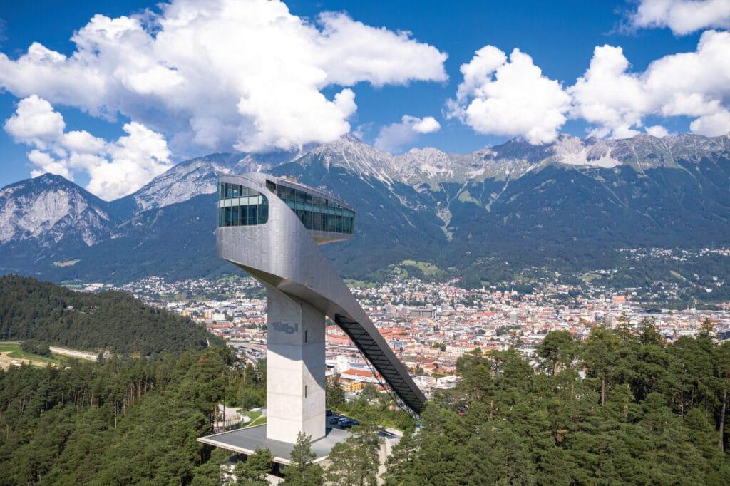 Bergisel Skijump Innsbruck