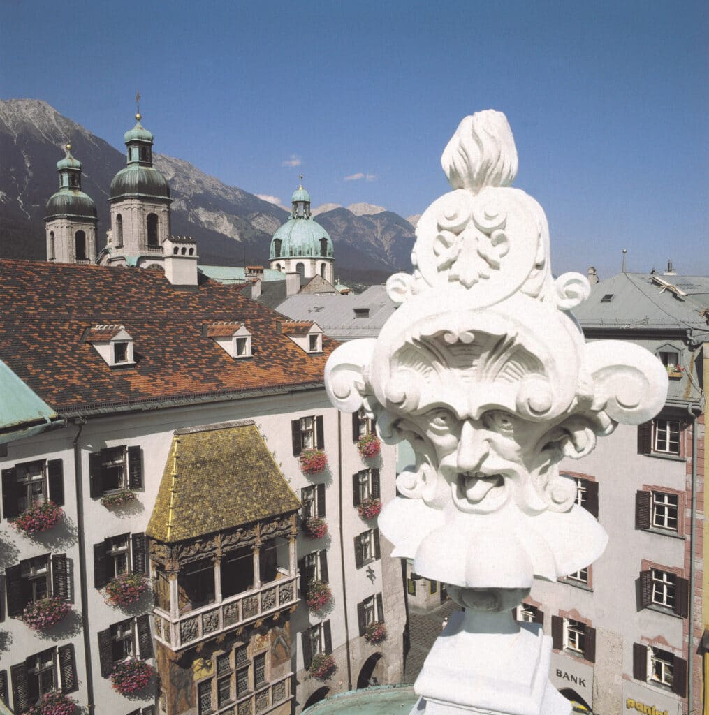 Innsbruck guided tour