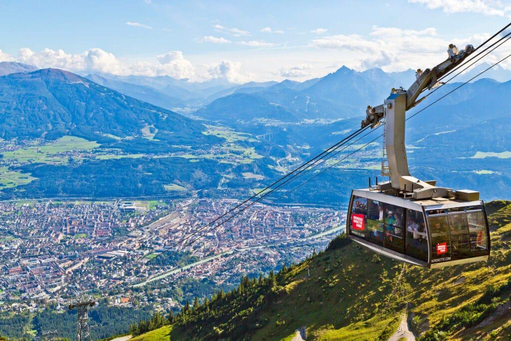 Top of Innsbruck