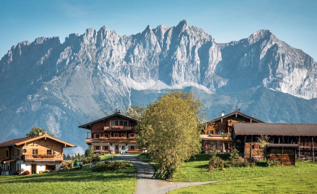 Kitzbueler Alps