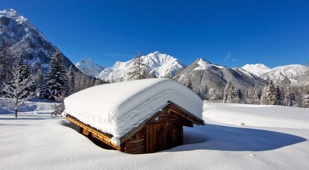 Lake Achen Tyrol