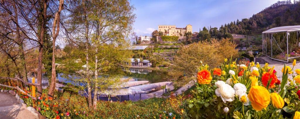 Merano castle