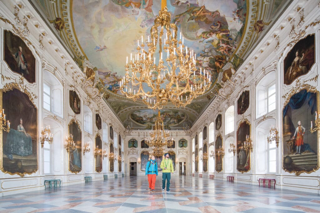 Imperial Palace Innsbruck tour