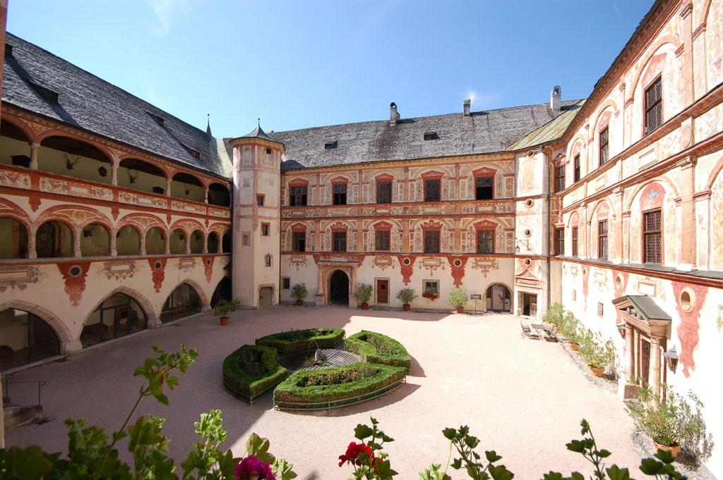 Tratzberg castle Tyrol