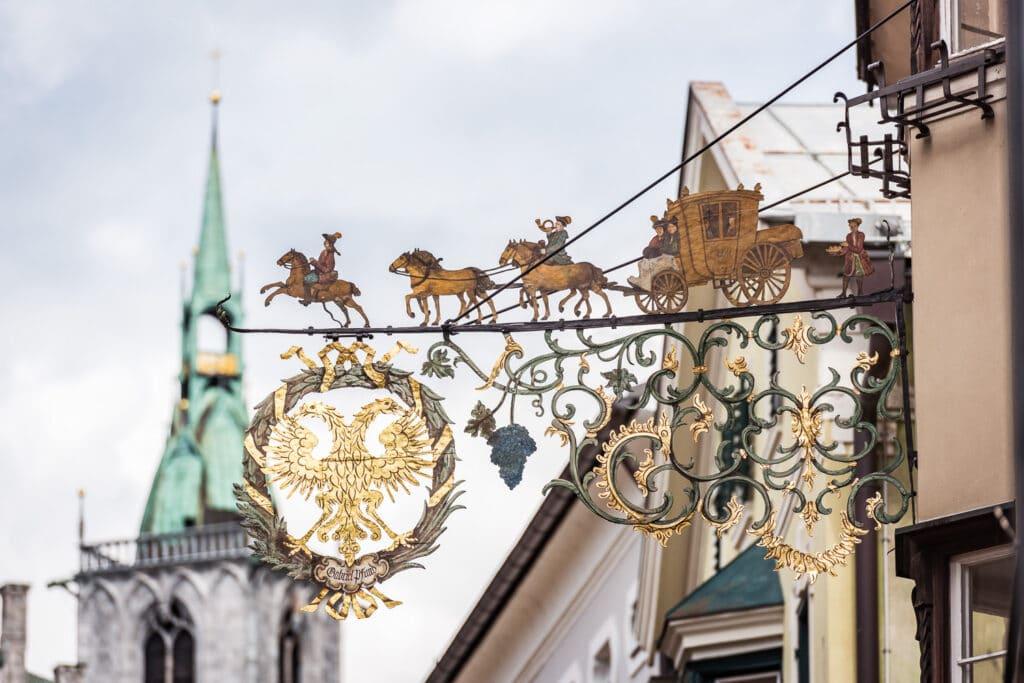 Schwaz - Old Town