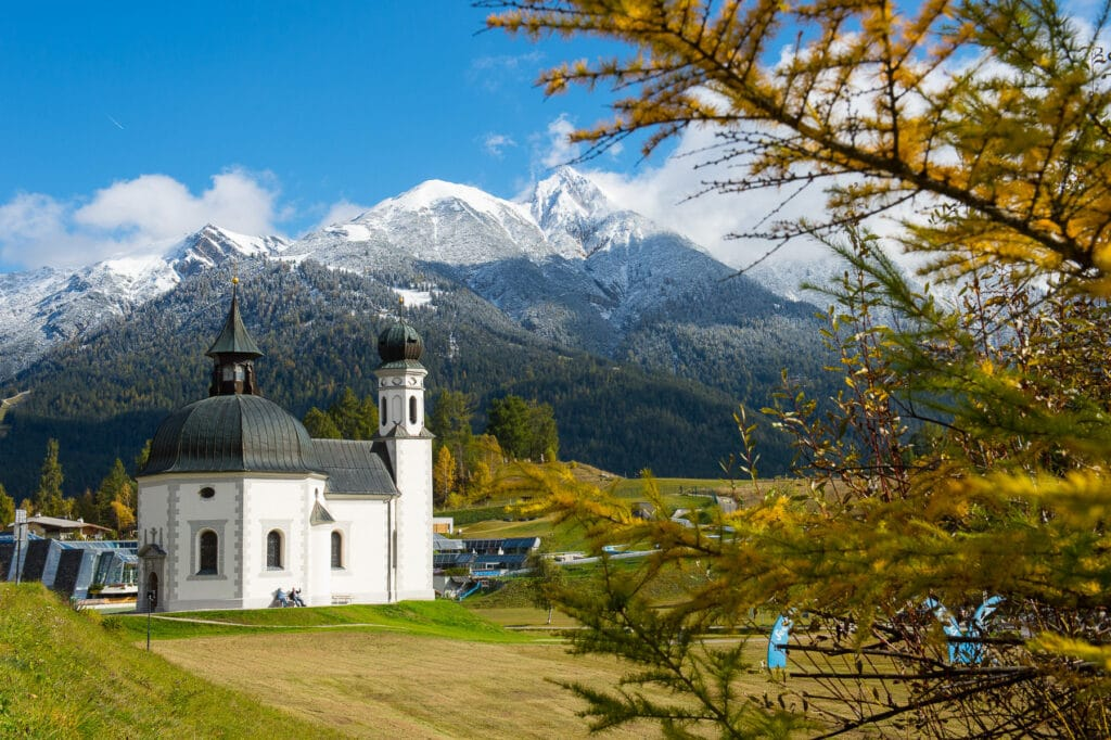 Seefeld guided tour