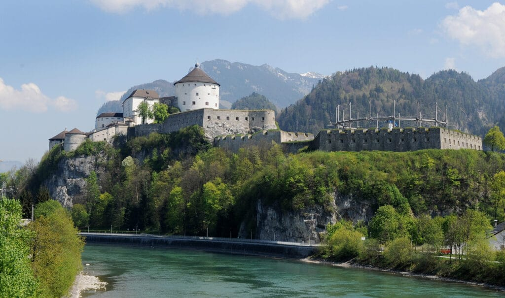 Kufstein guided tour