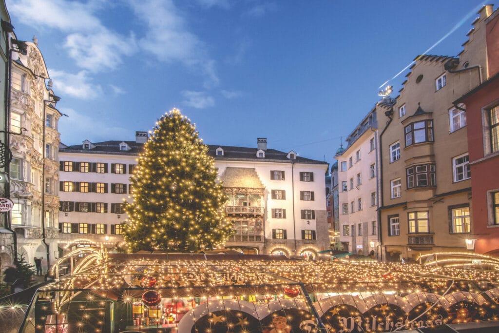 Guided Innsbruck Christmas Market