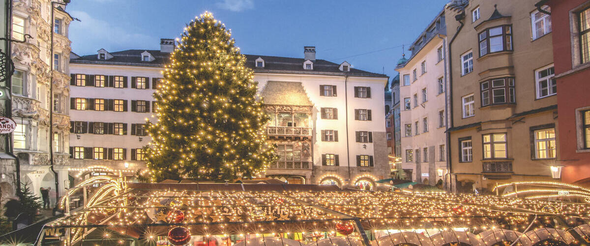 Noel au Tyrol Innsbruck